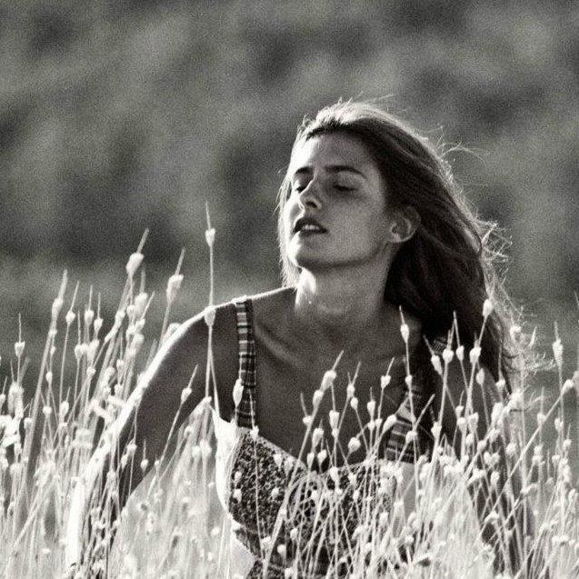 Female model photo shoot of Marta Tani in Toscany, Italy