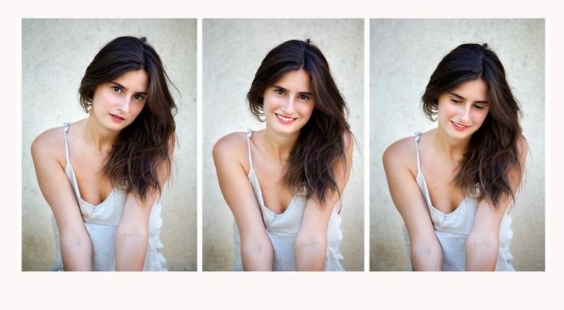 Female model photo shoot of Marta Tani in Italy