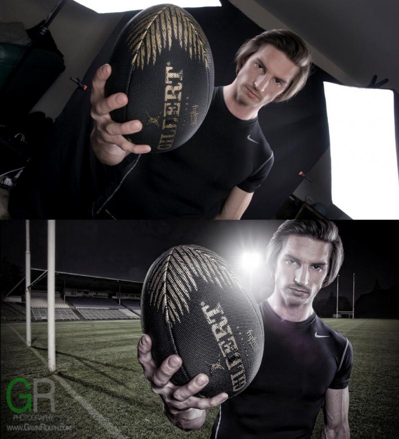 Male model photo shoot of Gavin Rolph Retoucher by Gavin Rolph