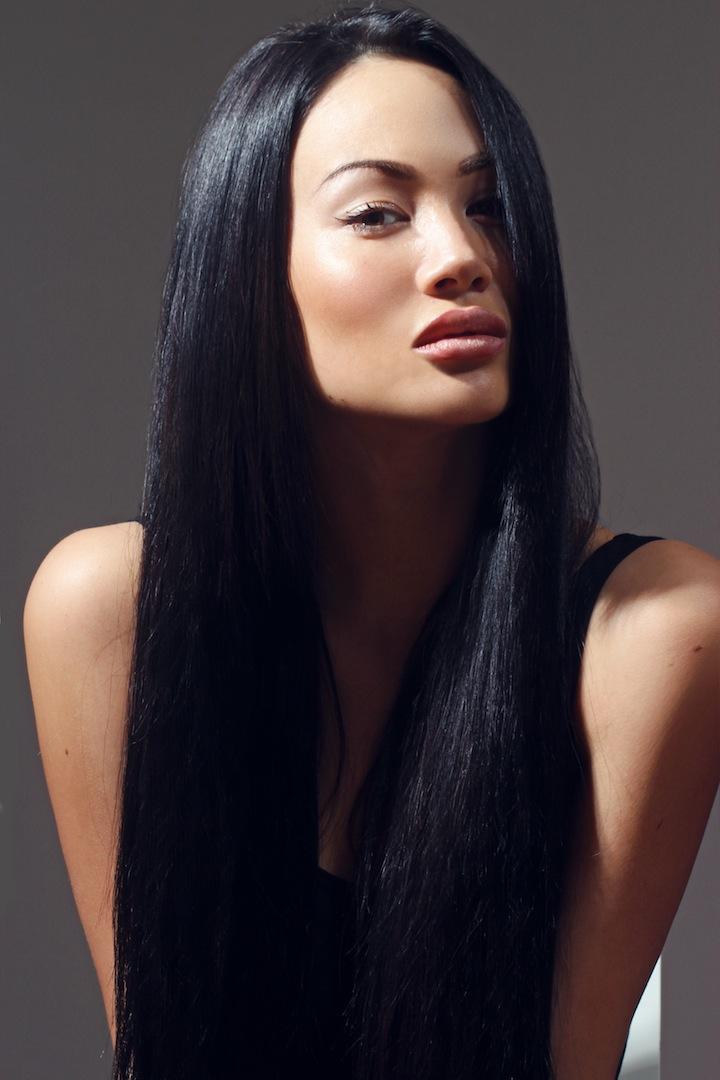 Jennifer Lee Moon Model London England United Kingdom