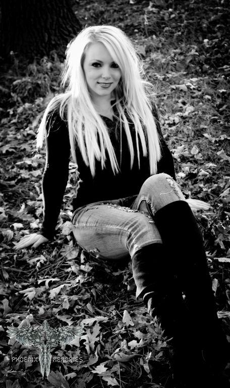 Mpls, MN Jan 08, 2013 Phoenix Memories Black and white beauty