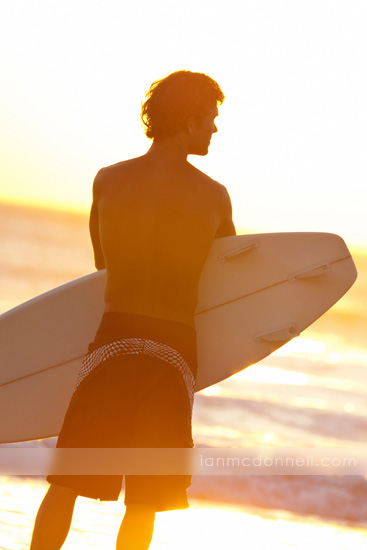 Male model photo shoot of ianmcdonnell in Playa Grande, Costa Rica