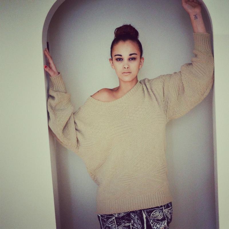 Female model photo shoot of Lady Londonn