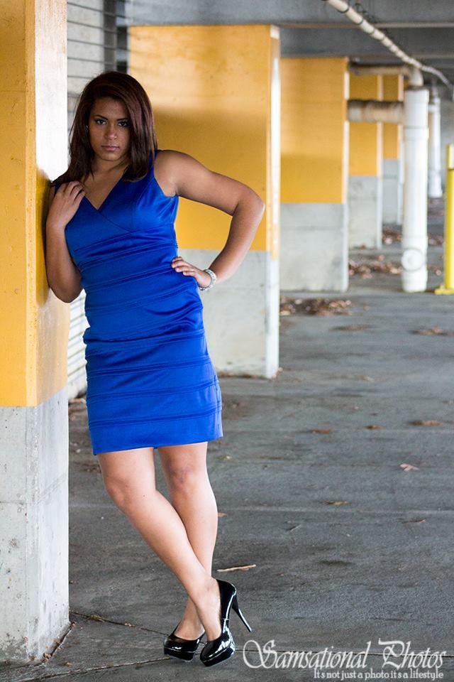 Female model photo shoot of Paige Jordan by Samsational Photos in Cobb Energy Center