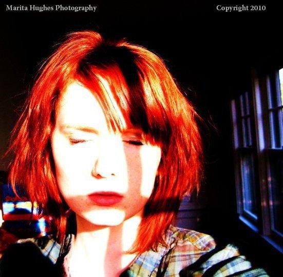 Female model photo shoot of Marita Hughes