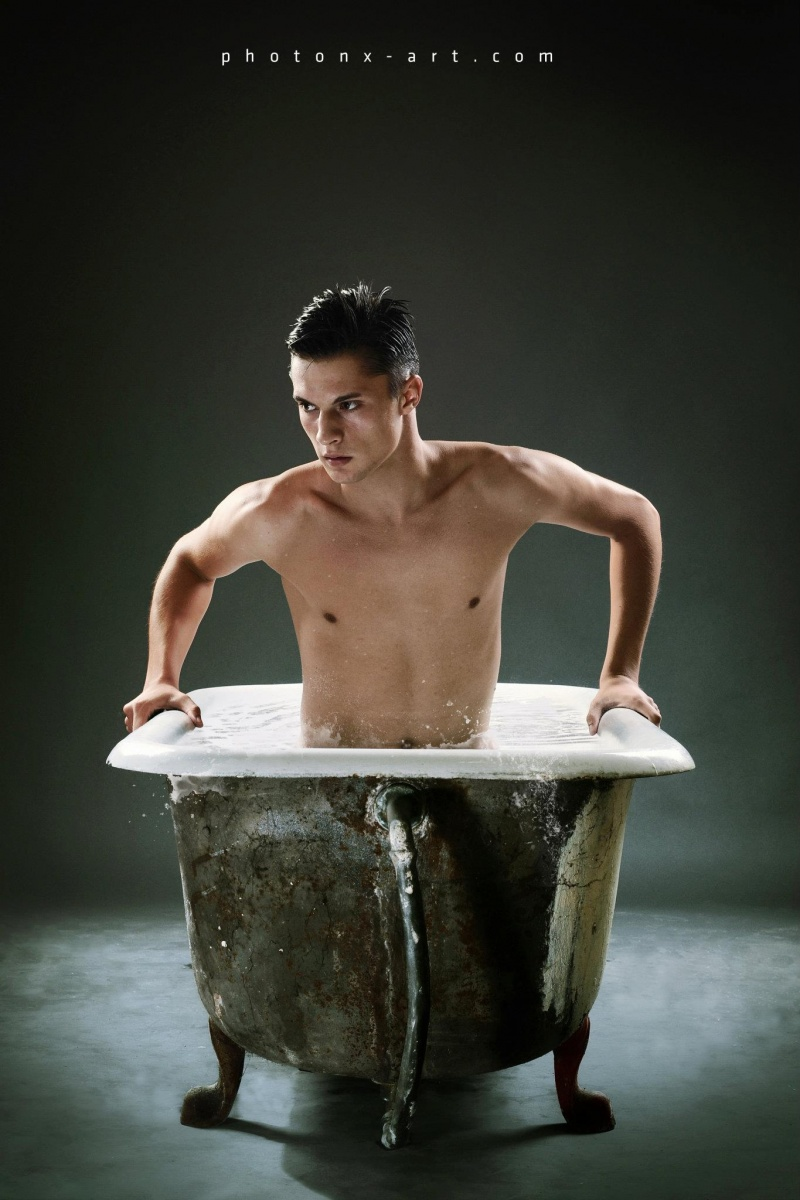 Male model photo shoot of Alecs Tom in Cluj-Napoca, Romania