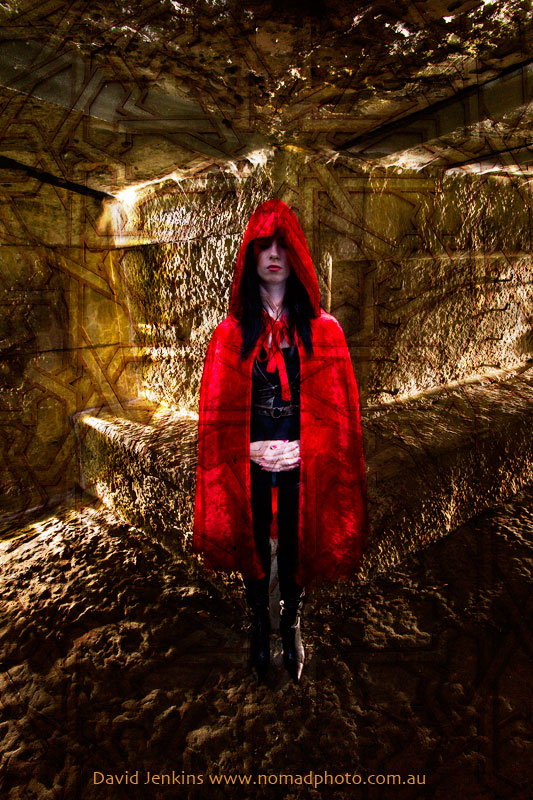 Location - Sydney Jan 13, 2013 David Jenkins In the Labyrinth