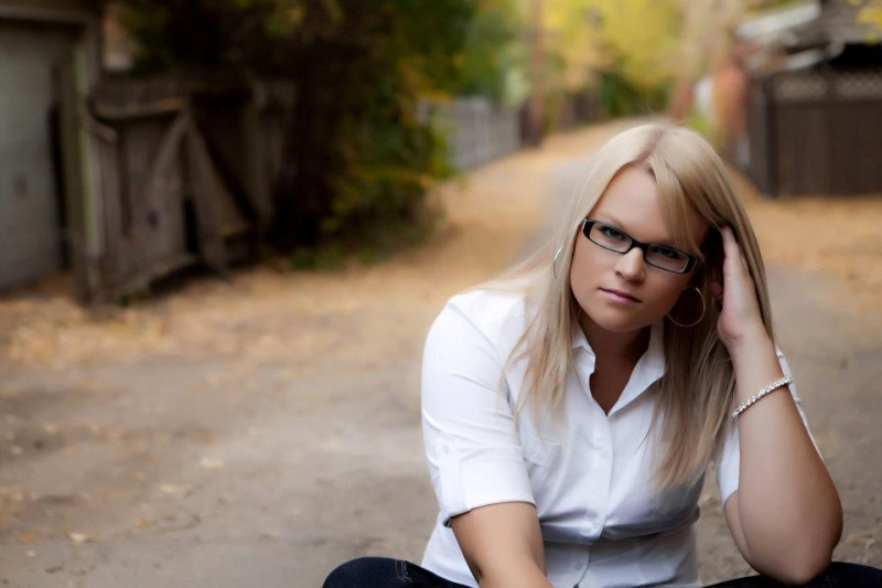 Female model photo shoot of Kelsey Breanne by Organic Photography