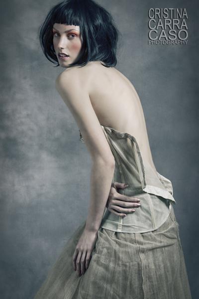 Female model photo shoot of Cristina Carra Caso