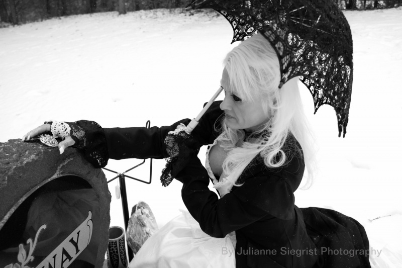 Female model photo shoot of Julianne Siegrist Photo and CHRISTINA STROM in Hudson, WI