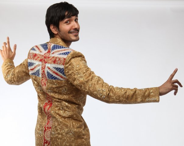 Male model photo shoot of Gurjap in WORLI MUMBAI
