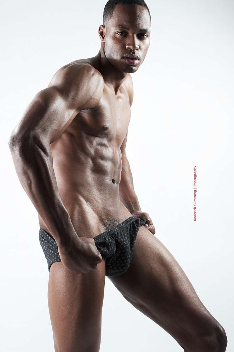 Male model photo shoot of Dwayne Bright by IconPhotoWorks