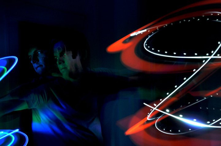 Jan 16, 2013 Two Face.. LED Poi Shot