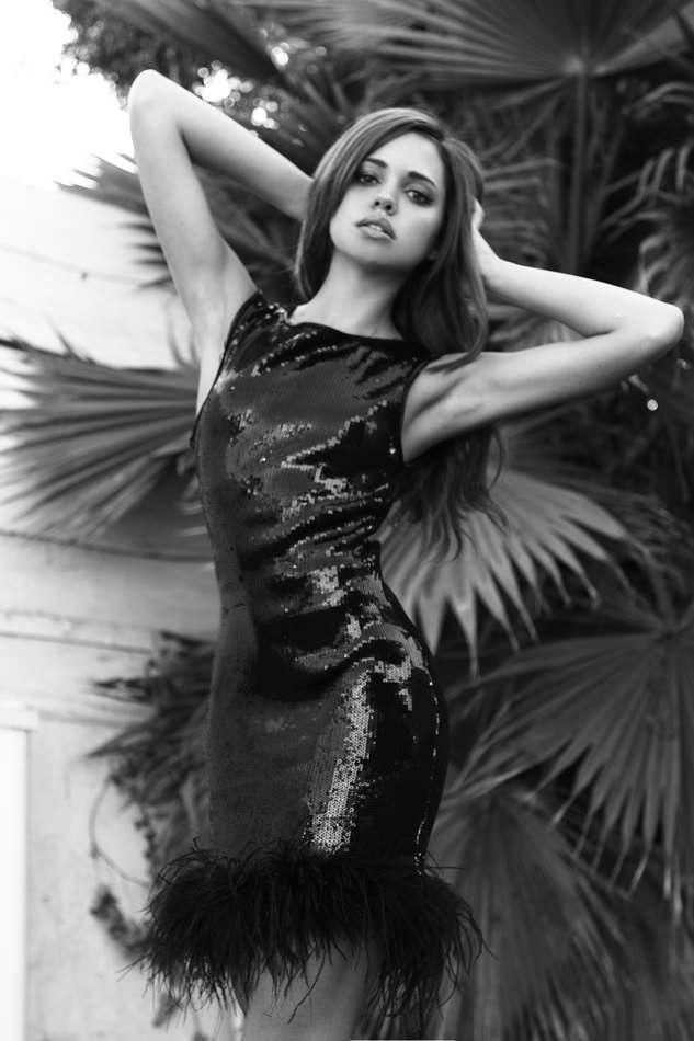 Los Angeles Jan 17, 2013 Elite Model Management