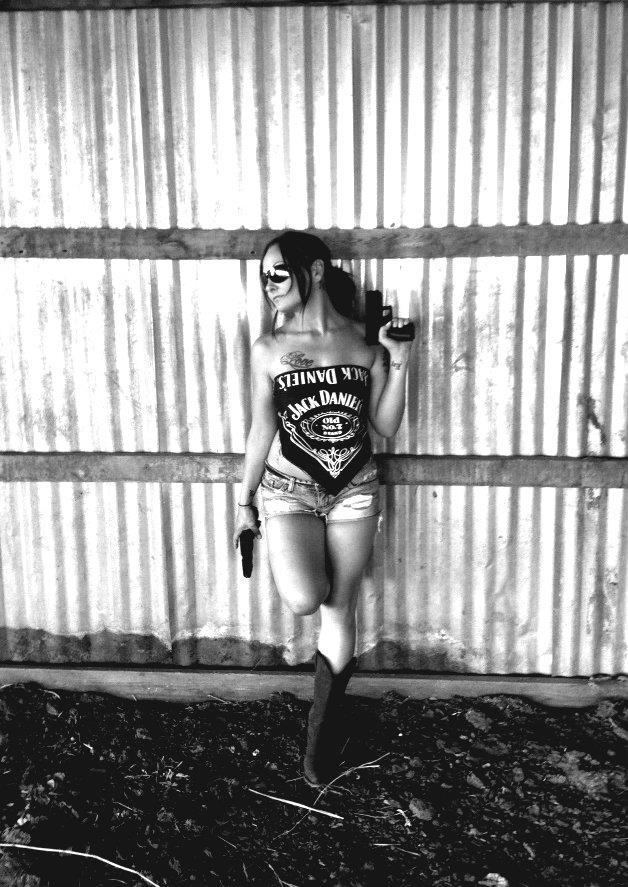 Female model photo shoot of nya ray