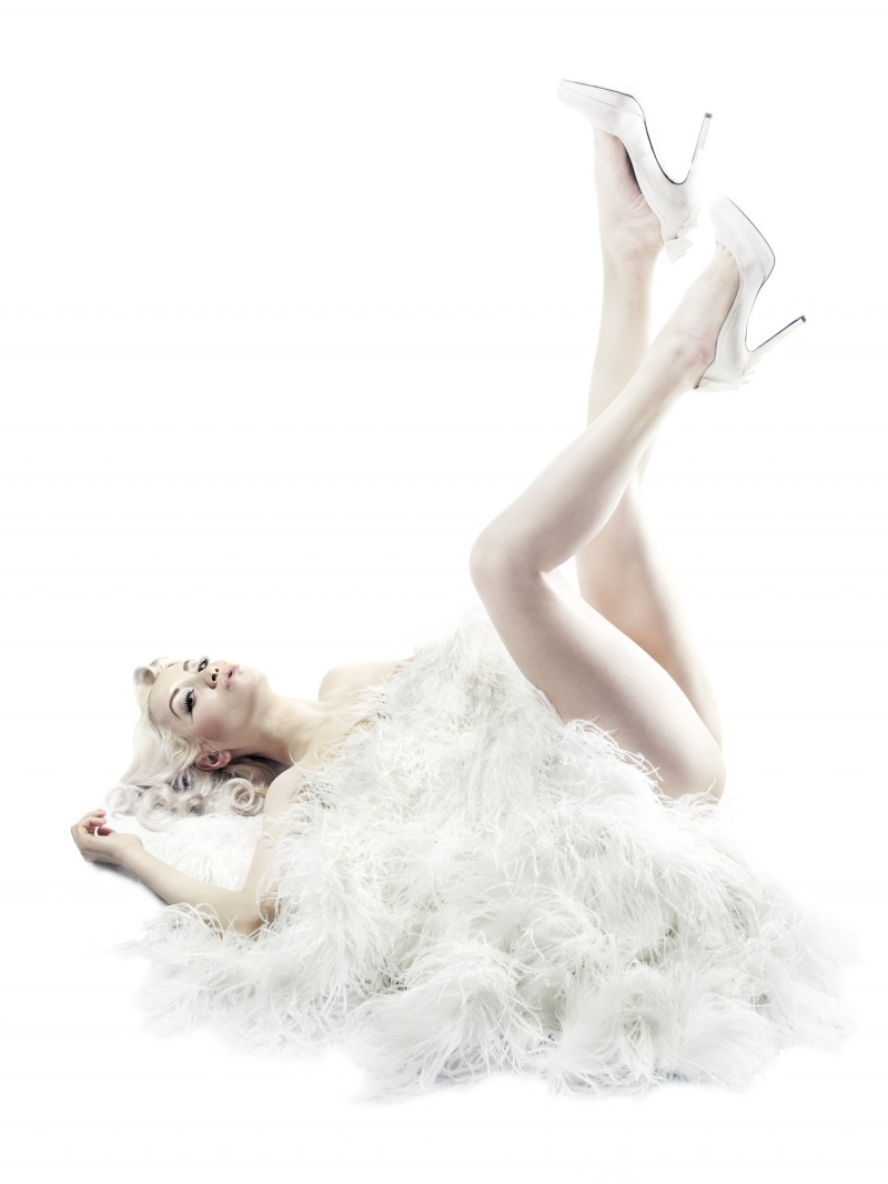 Jan 21, 2013 Fan Dance Phenomenon/ Photographer: Gregory Michael King