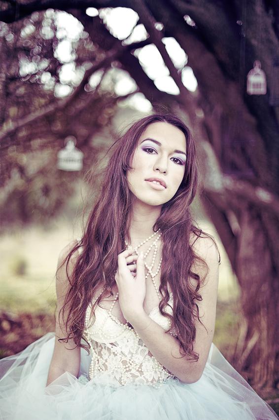 Female model photo shoot of hellotherenicci