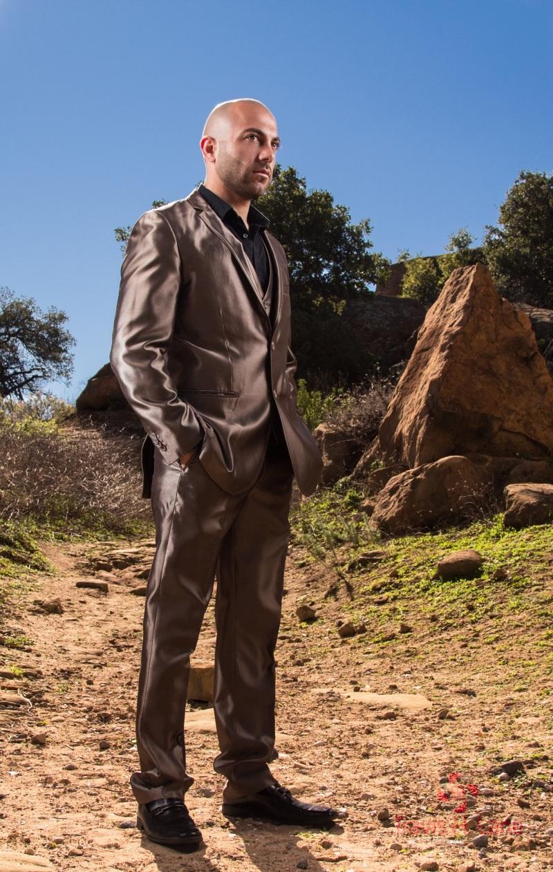 Male model photo shoot of vahehakobyan by Travis H Lane Photo