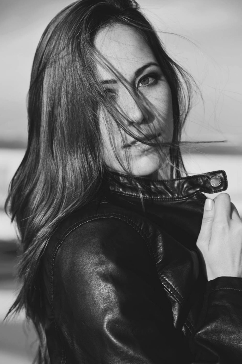 Female model photo shoot of Breana Shantel by Manuel Vinicio, makeup by Cris Alex