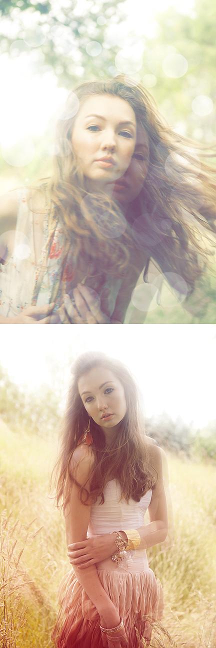 Female model photo shoot of Kilkay Images and Nicole Larson, makeup by Afsha Kabani