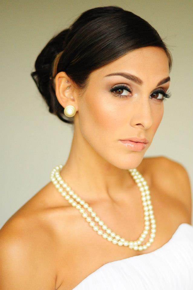Female model photo shoot of iLoverly Makeup