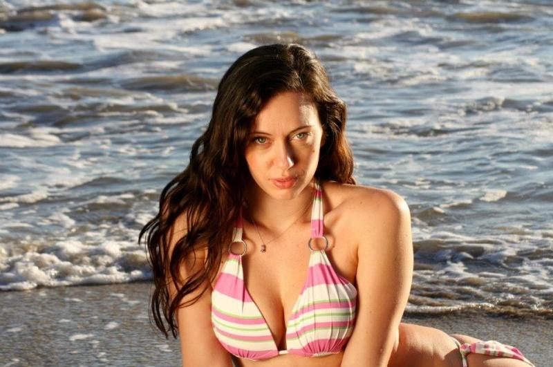 Female model photo shoot of Jamie_Alyson