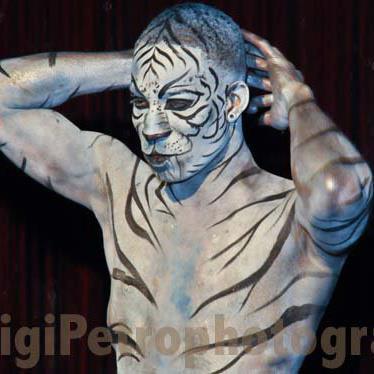 Male model photo shoot of Luigi Petro in London