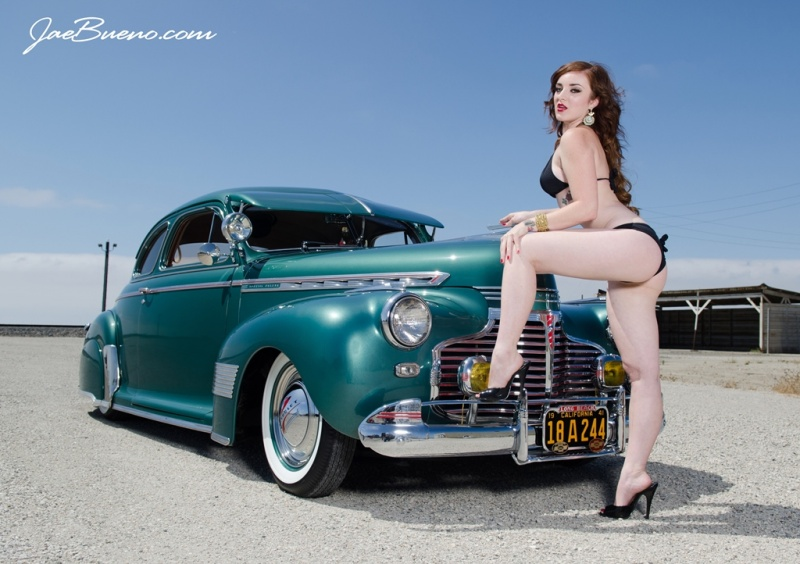 Long Beach, CA Jan 27, 2013 From my feature in Lowrider Magazine March 2013. Photo: Jae Bueno, Hair/Makeup: Erin Micklow