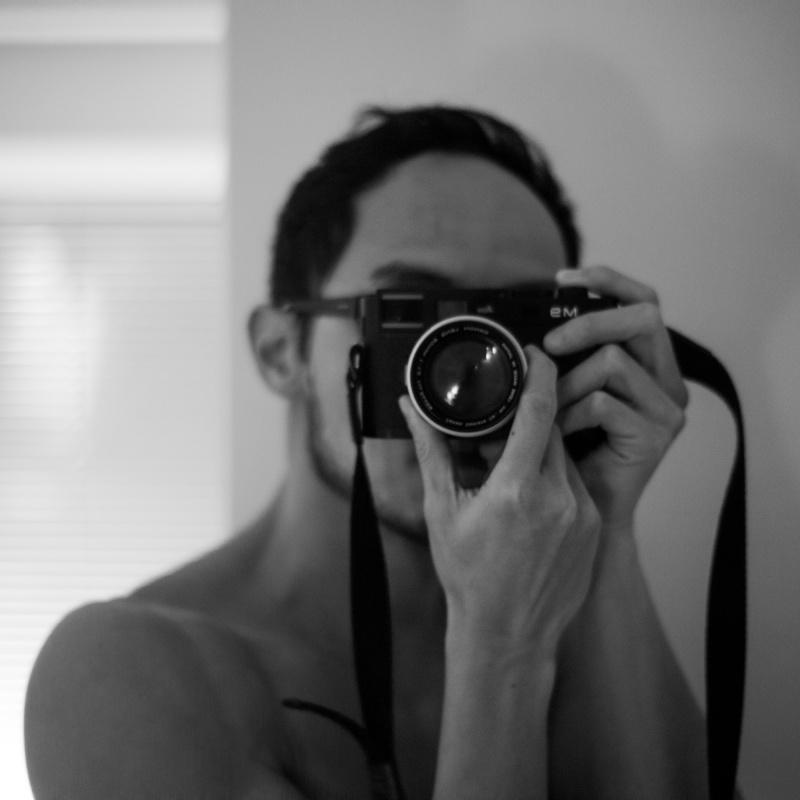 Male model photo shoot of Colin Lam