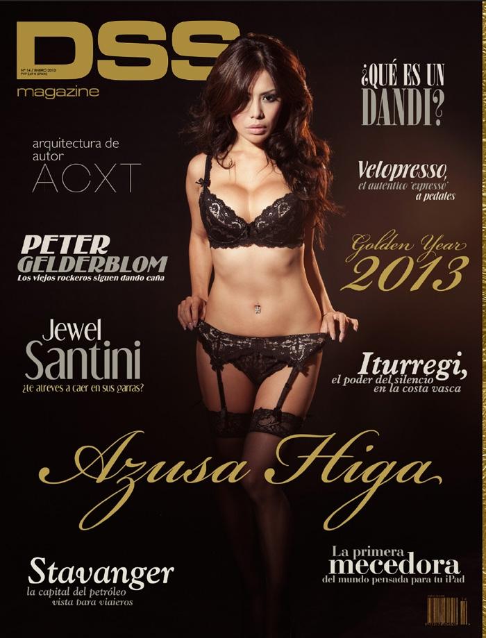 Jan 28, 2013 DSS Magazine Spain