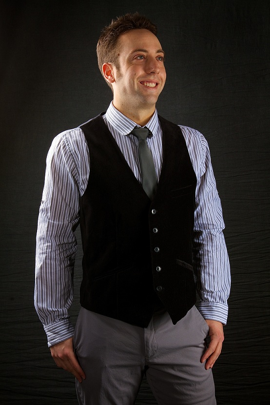 Male model photo shoot of TravisF