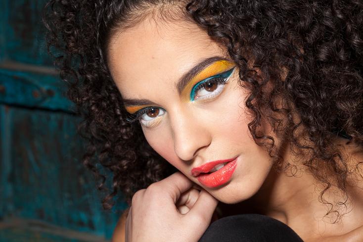 Female model photo shoot of MAGIC FX