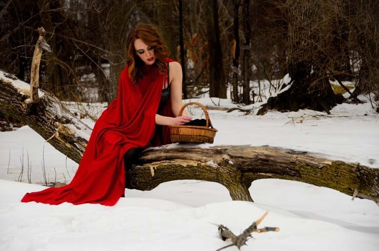 Jan 30, 2013 Natural Imaging Photography Red Riding Hood