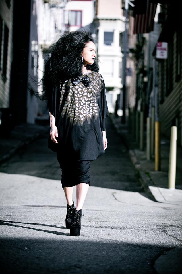 Female model photo shoot of Jae-Mi C in San Francisco, CA