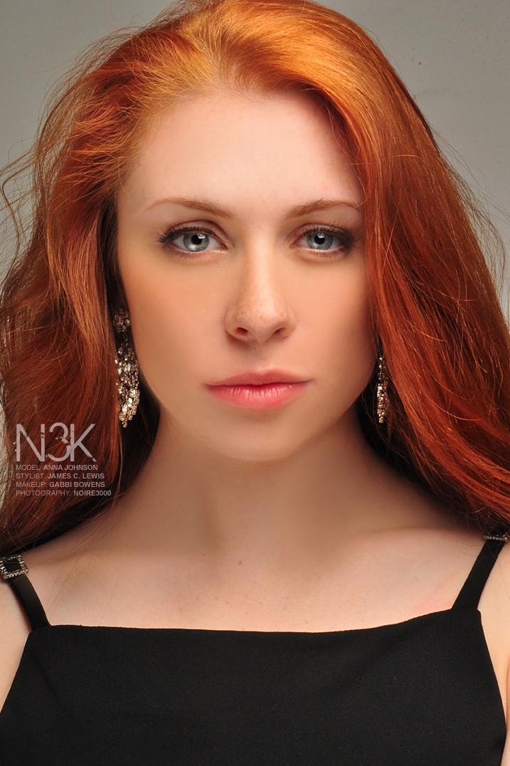 Atlanta,GA Jan 31, 2013 2013 model: Anna Johnson