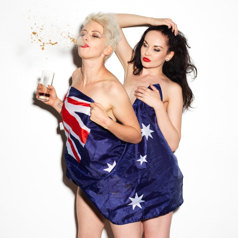Feb 01, 2013 Celebrating Australia Day in a very professional way.
