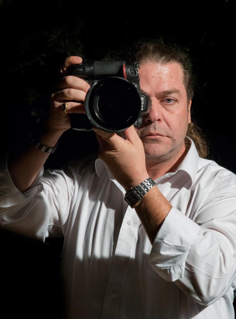 Male model photo shoot of George Vardakis