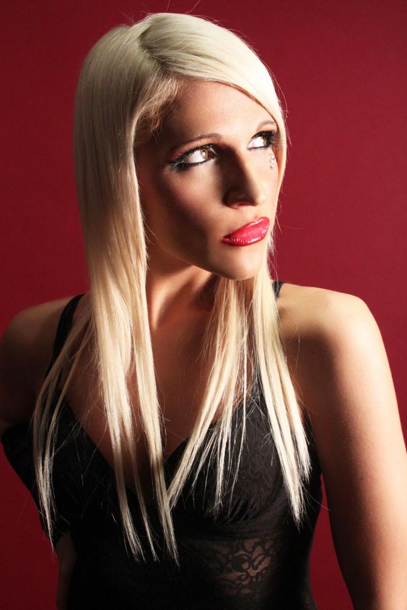 Female model photo shoot of Jenna G-Love in NYC