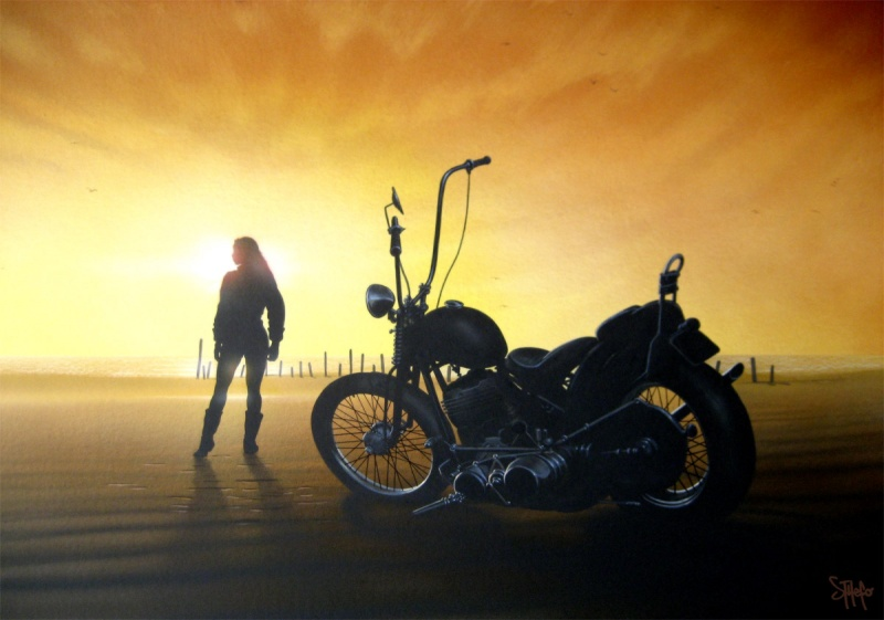 Feb 03, 2013 Commission Miss Motorcycle