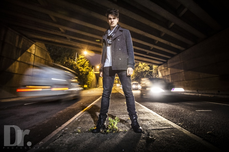 Male model photo shoot of Dylan_Roberts in Newport