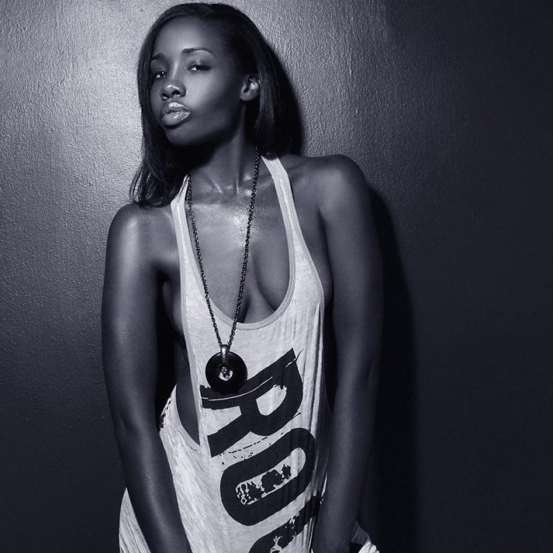Female model photo shoot of Alexis G