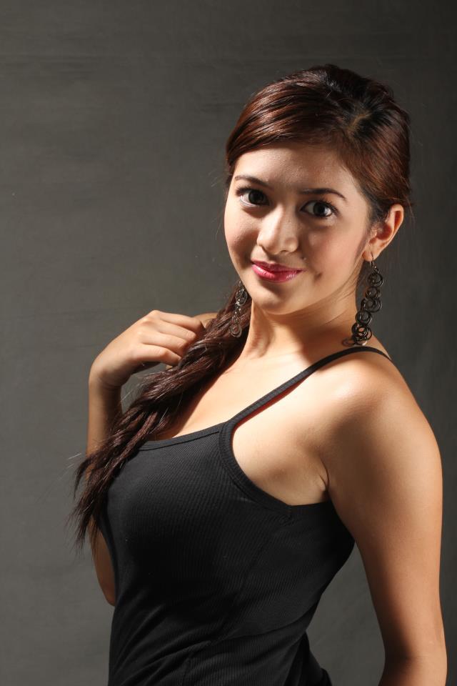 Isabel Tejada Model Manila National Capital Region