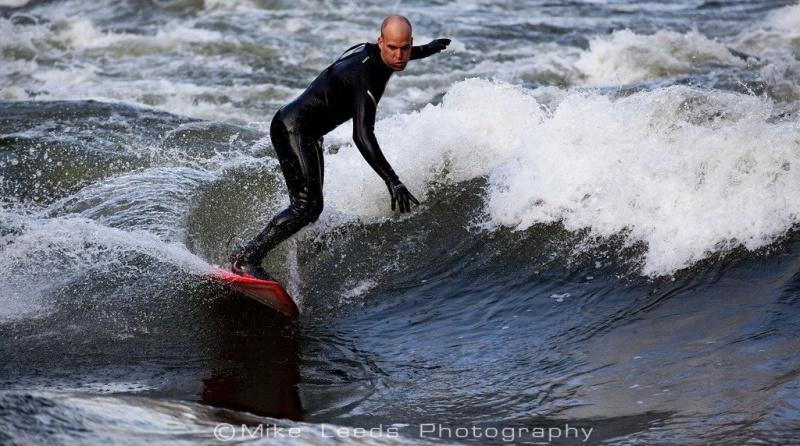 Male model photo shoot of Chris Crash in Salmon River Idaho