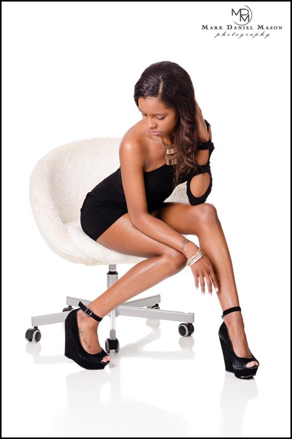Female model photo shoot of Kourtney Kae by Mark Mason Photography
