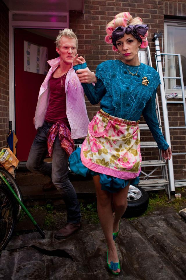 Edinburgh, UK Feb 07, 2013 Alkisti Terzi Gypsy Lovers Tiff