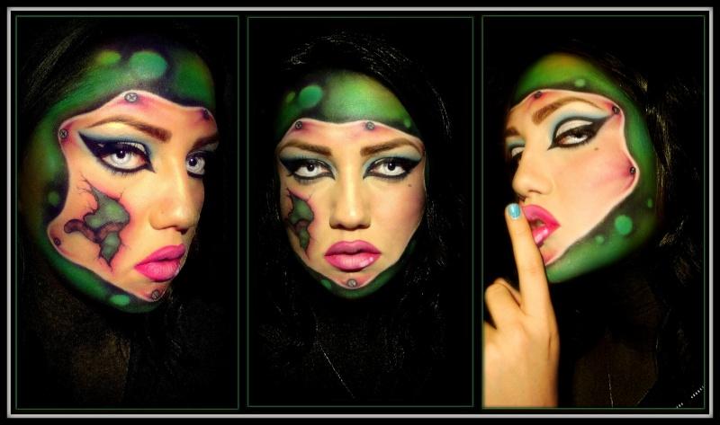Female model photo shoot of Afton Guzman