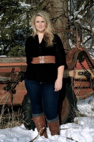 Megan Marie Powers Model Grand Rapids Michigan Us