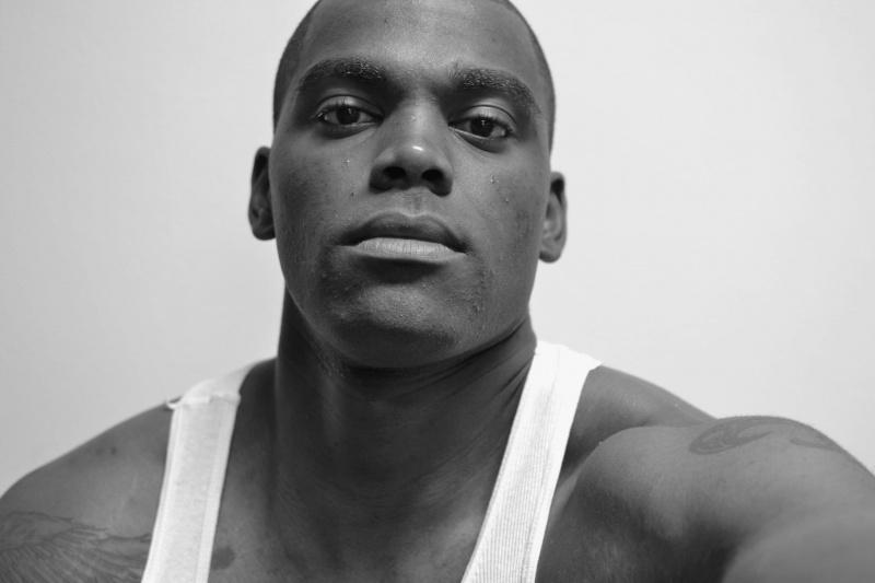 Male model photo shoot of Director Nola