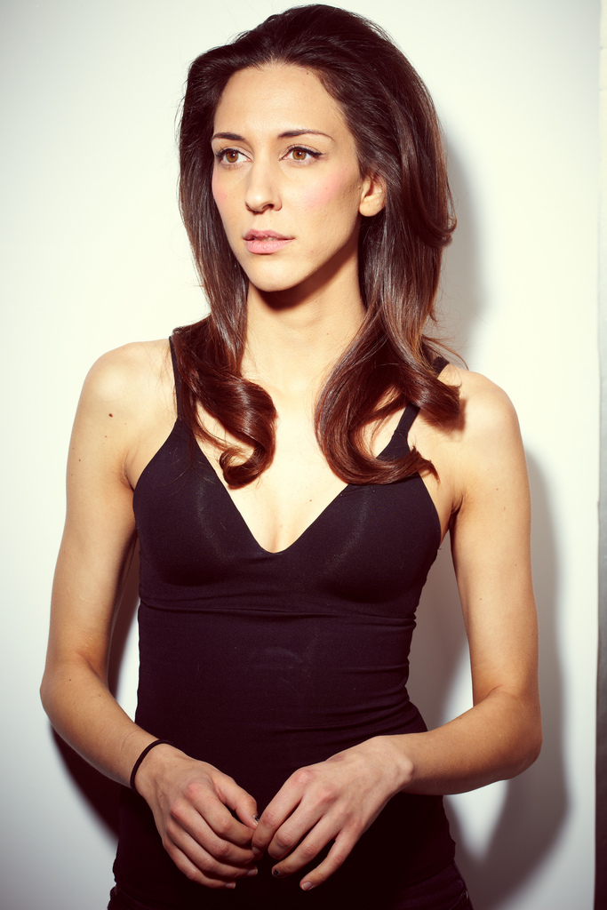 Female model photo shoot of ShoshannaLisa in NYC