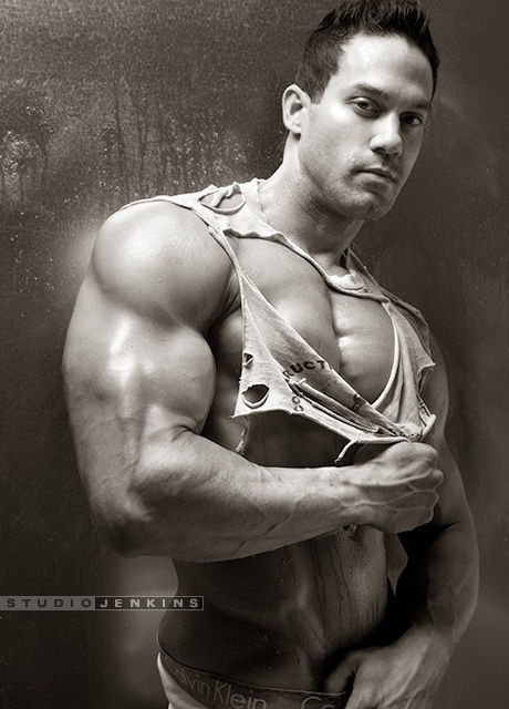 Picture About Male Model Chad Crouse 34 Years Old Coming From Los Angeles, California, US
